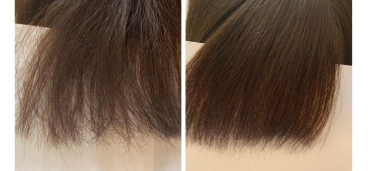 縮毛矯正で失敗してチリチリに。。『ビビリ毛』その対処について
